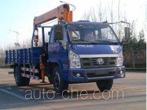 Foton BJ5135JSQ-2 truck mounted loader crane