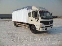 Foton BJ5139CPY-F2 soft top box van truck