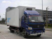福田牌BJ5139XLC-F3型冷藏车