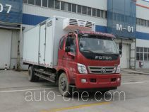 Foton BJ5139XLC-FA refrigerated truck