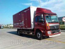 Foton BJ5139XXY-F1 box van truck