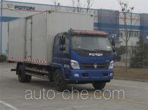 Foton BJ5139XXY-F5 box van truck