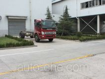 Foton BJ5139XXY-FD van truck chassis