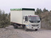 Foton BJ5141VKCFA-S2 soft top box van truck