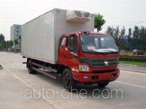福田牌BJ5149XLC-XA型冷藏车