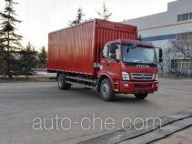 Foton BJ5149XYK-FA автофургон с подъемными бортами (фургон-бабочка)