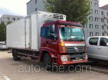 福田牌BJ5159XLC-F1型冷藏车