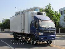 福田牌BJ5159XLC-FB型冷藏车