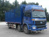 Foton Auman BJ5162CCY-XB грузовик с решетчатым тент-каркасом