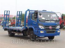 Foton BJ5162TPB-F1 flatbed truck
