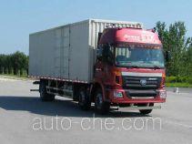 Foton Auman BJ5162XXY-XA box van truck