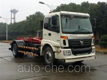 Foton BJ5162ZXXE4-H1 detachable body garbage truck