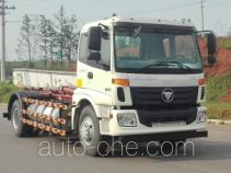 Foton BJ5162ZXXNG-H1 detachable body garbage truck