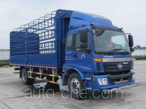 Foton Auman BJ5163CCY-XD грузовик с решетчатым тент-каркасом