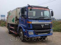Foton Auman BJ5163EJFCD-XA garbage truck