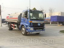 Foton Auman BJ5163GYY-AB oil tank truck