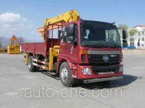 Foton Auman BJ5163JSQ-AB грузовик с краном-манипулятором (КМУ)