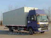 Foton BJ5163VJCHN-3 wing van truck