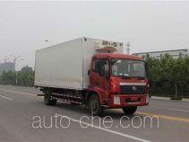 福田牌BJ5163XLC-A1型冷藏车