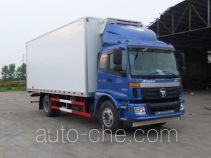 Foton Auman BJ5163XLC-AA refrigerated truck
