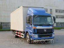 Foton Auman BJ5163XYK-XA автофургон с подъемными бортами (фургон-бабочка)