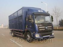 Foton BJ5165CCQ-1 livestock transport truck