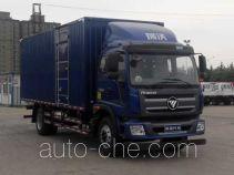 Foton BJ5165XXY-8 box van truck