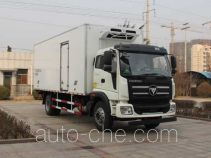 Foton BJ5166XLC-1 refrigerated truck