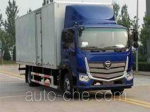 Foton BJ5166XXY-A5 box van truck