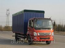 Foton BJ5169CPY-AB soft top box van truck