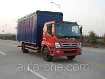 Foton BJ5169CPY-AC soft top box van truck