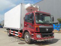 福田牌BJ5169XLC-F2型冷藏车