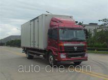 Foton BJ5169XXY-A5 box van truck