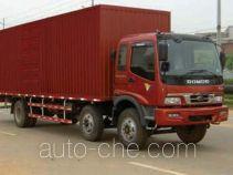 Foton Forland BJ5202V6PEC фургон (автофургон)