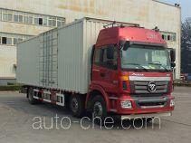 Foton Auman BJ5202XXY-AA box van truck