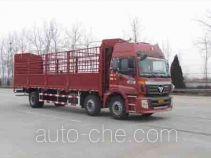 Foton Auman BJ5203CCY-AA грузовик с решетчатым тент-каркасом