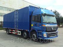 Foton Auman BJ5203XXY-XB box van truck