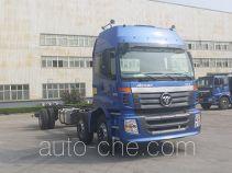Foton Auman BJ5203XXY-XB van truck chassis