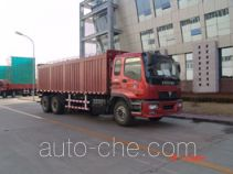 Foton Auman BJ5208VKCHB-2 soft top box van truck