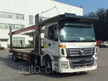 Foton Auman BJ5213TCL-AA car transport truck