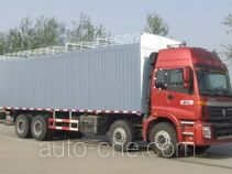 Foton BJ5247VLCJR-S2 soft top box van truck