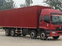 Foton Auman BJ5249VLCJF-4 soft top box van truck