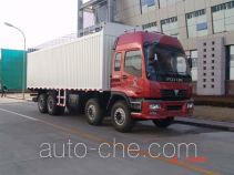 Foton Auman BJ5249VMCJC-2 soft top box van truck