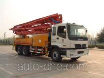 Foton Auman BJ5251THB37 concrete pump truck