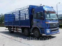 Foton Auman BJ5252CCY-XA грузовик с решетчатым тент-каркасом