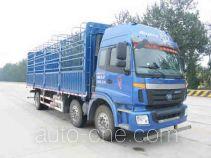 Foton Auman BJ5252CCY-XB грузовик с решетчатым тент-каркасом