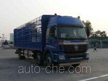 Foton Auman BJ5252CCY-XE грузовик с решетчатым тент-каркасом