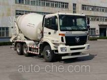 Foton Auman BJ5252GJB-AA concrete mixer truck