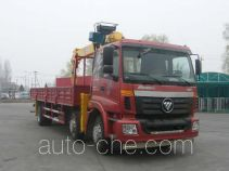 Foton Auman BJ5252JSQ truck mounted loader crane