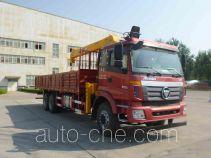 Foton Auman BJ5252JSQ-AA грузовик с краном-манипулятором (КМУ)
